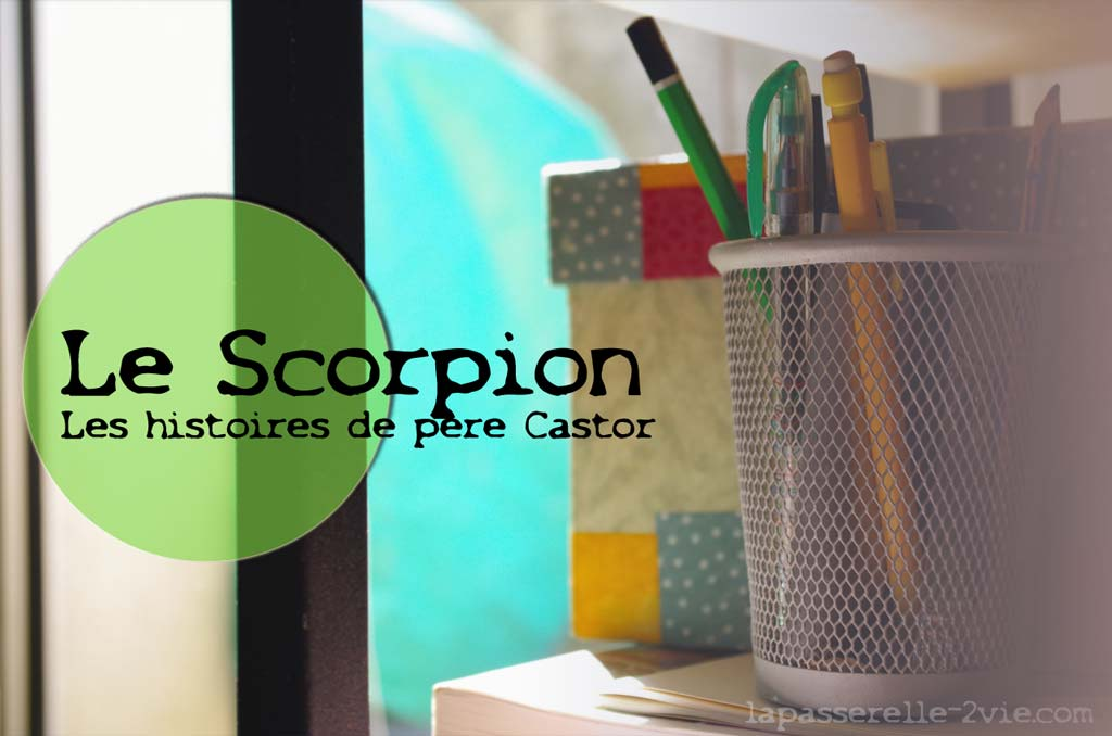 Le scorpion, le rock'n roll version zen