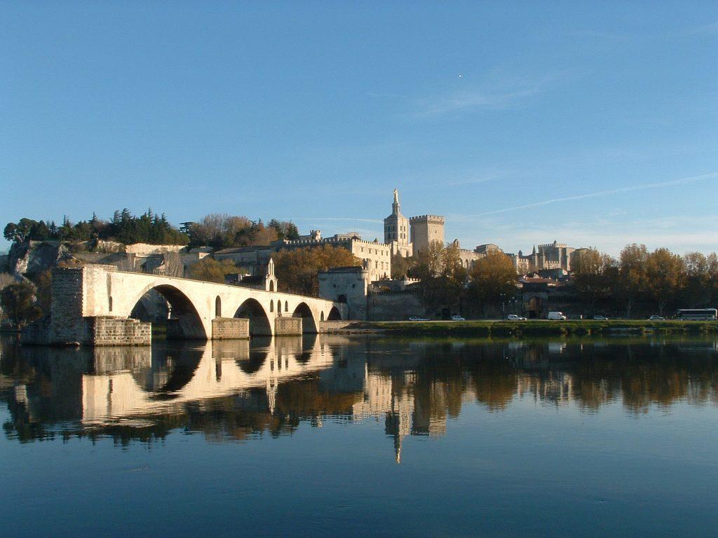 Avignon, la papesse gourmande.