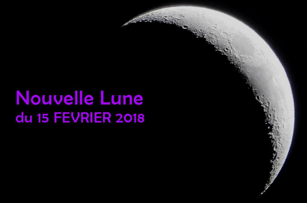 Nouvelle lune de février 2018, analyse astrologique