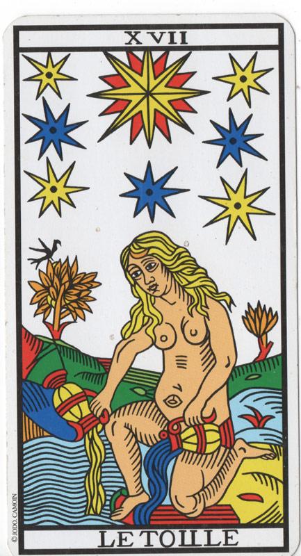 tarot-marseille-etoile-arcane-17