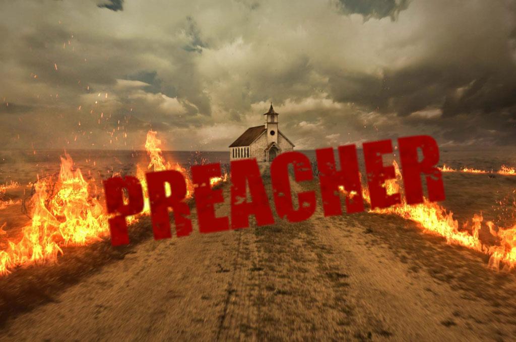PREACHER, ma série (gentiment) blasphématoire et jubilatoire