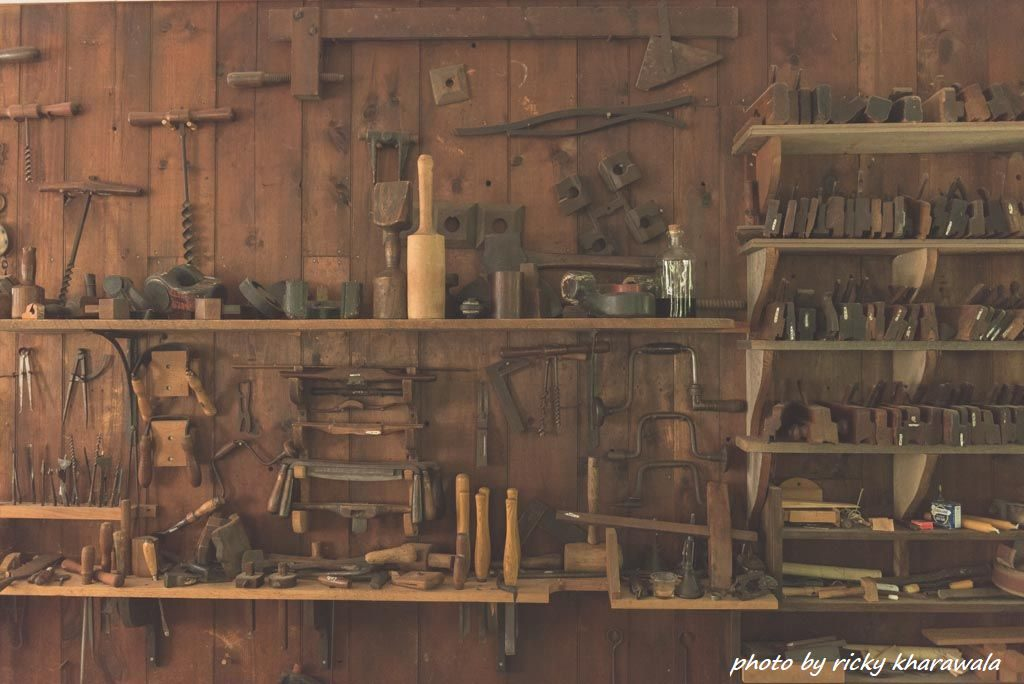 Photo ricky kharawala - Outils