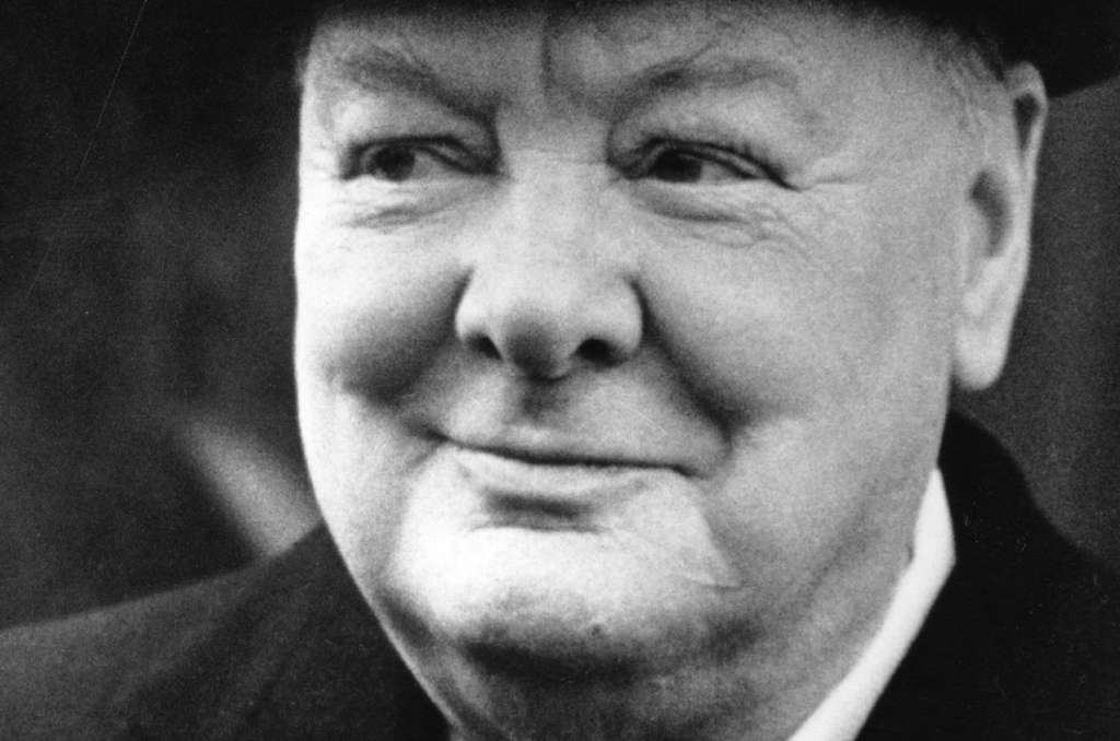 Churchill, incarnation de la force de vie – fiche lecture