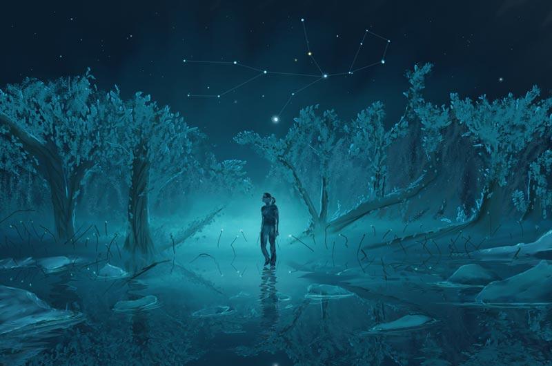 Nouvelle lune en Verseau - Incarner l'abstrait - 24 janvier 20 - Projet la Passerelle