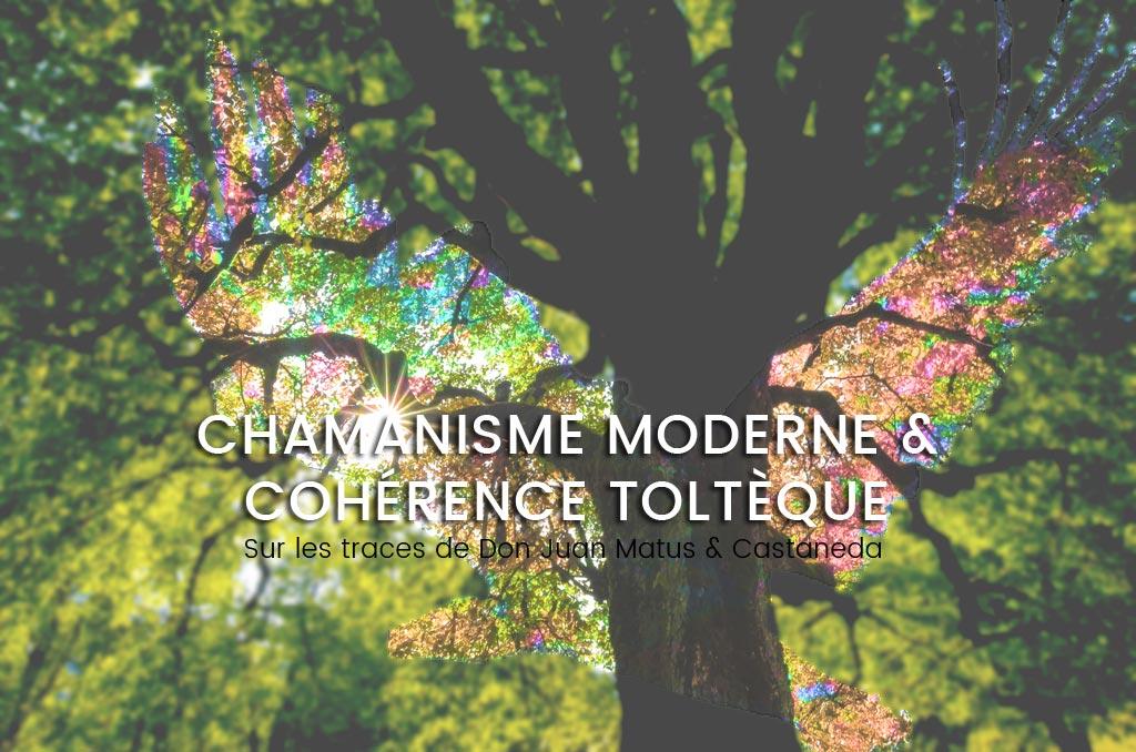 Cohérence Toltèque, le chamanisme moderne