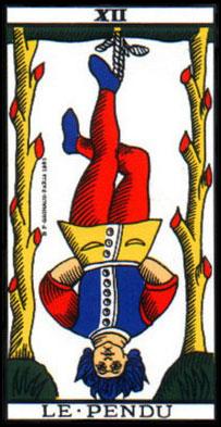 le-pendu-tarot-de-marseille-arcane-12