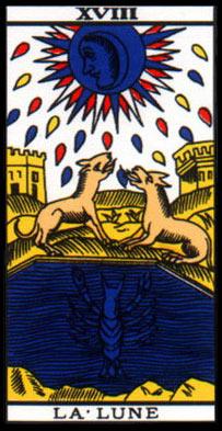 la-lune-arcane-18-tarot-de-marseille