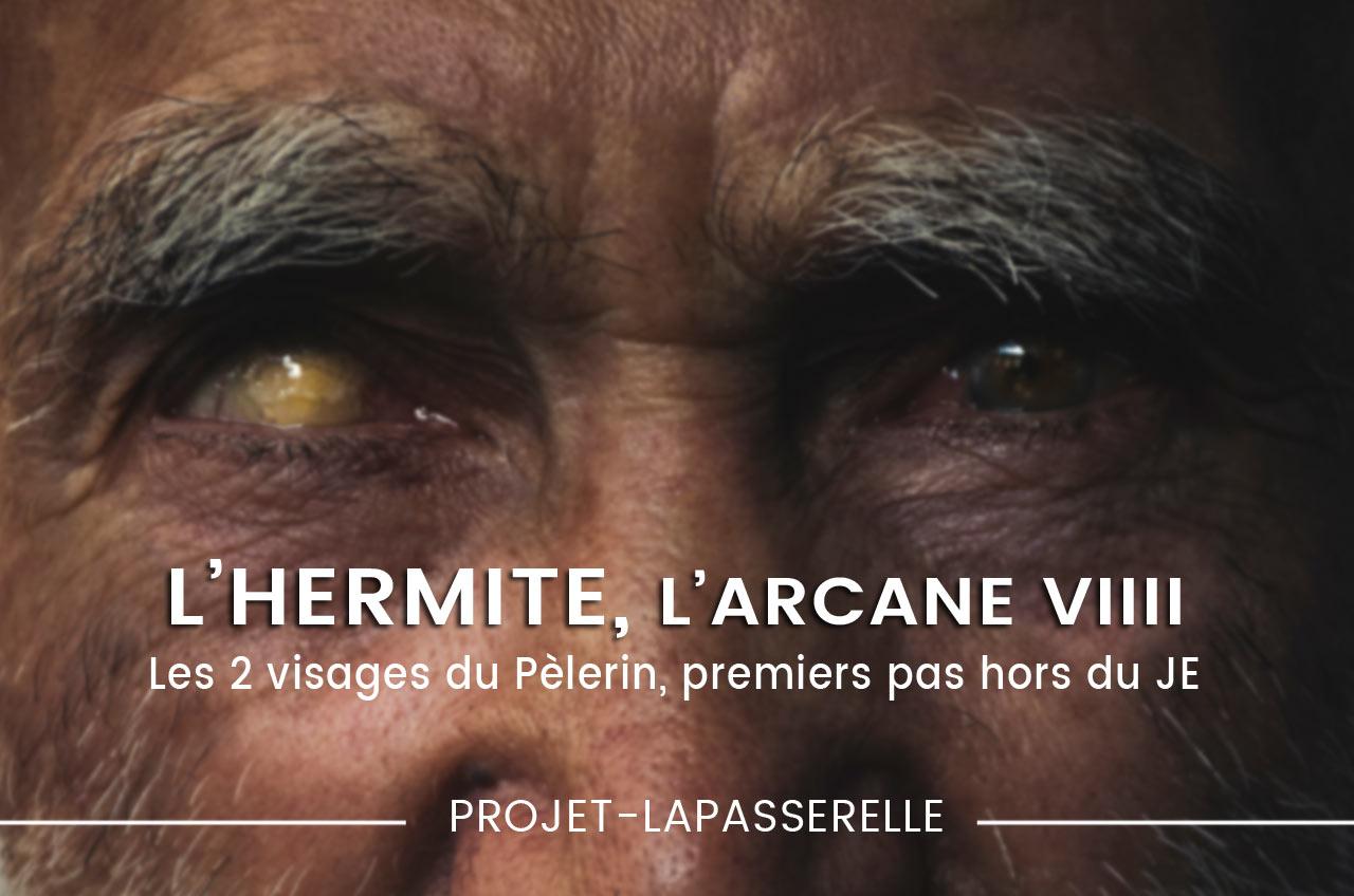 L'Hermite, arcane 9. les 2 visages du pèlerin – Podcast